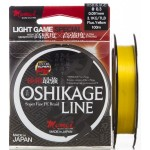 FIR OSHIKAGE PE BRAIDED-FLUO YELLOW