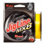 FIR JIGLINE MX8 125m