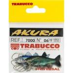 CARLIGE TRABUCCO AKURA 7000 15buc/plic
