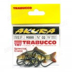 CARLIGE TRABUCCO AKURA 9000 15buc/plic