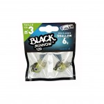 FIIISH BLACK MINNOW  120 SET SHALLOW 2 CAPETE 6G - KAKI