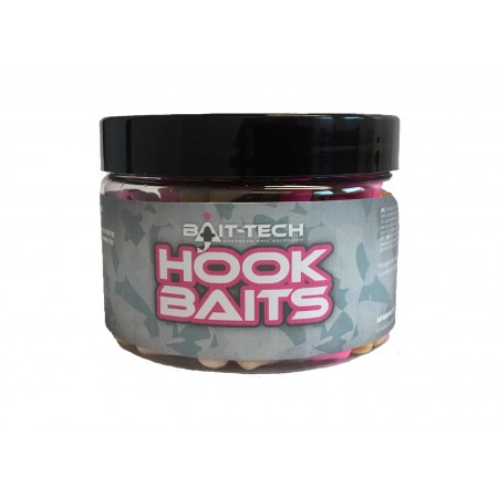 BAIT-TECH KRILL & TUNA WASHED OUT Dumbell Wafters