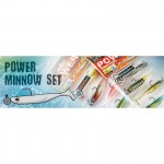 RAPTURE POWER MINNOW SET DARK WATER
