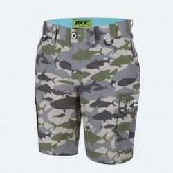 BKK PANTALON SCURT CARGO QD SHORTS  Camouflage